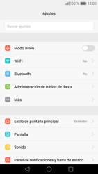 Huawei P9 - WiFi - Conectarse a una red WiFi - Paso 4