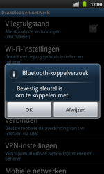 Samsung I9001 Galaxy S Plus - Bluetooth - headset, carkit verbinding - Stap 8