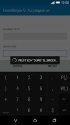 HTC One Mini 2 - E-Mail - Konto einrichten - 16 / 21