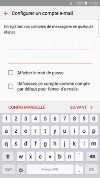 Samsung Galaxy S6 edge+ (G928F) - E-mail - configuration manuelle - Étape 6