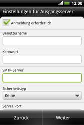 HTC A310e Explorer - E-Mail - Konto einrichten - Schritt 13