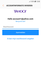 Samsung galaxy-s7-android-oreo - E-mail - 032b. Email wizard - Yahoo - Stap 9