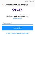 Samsung Galaxy S7 - Android Oreo - E-mail - handmatig instellen (yahoo) - Stap 8
