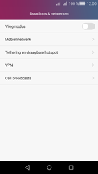 Huawei Y6 II Compact - Internet - Mobiele data uitschakelen - Stap 4