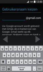 Samsung Galaxy J1 (SM-J100H) - Applicaties - Account aanmaken - Stap 9