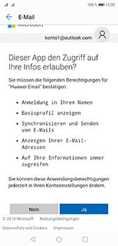 Huawei P20 Pro - E-Mail - Konto einrichten (outlook) - Schritt 9