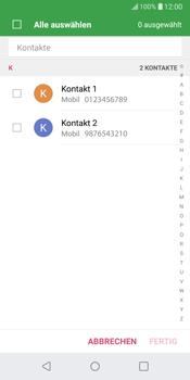 LG G6 - Android Oreo - Anrufe - Anrufe blockieren - Schritt 9