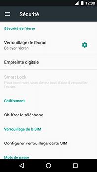 Motorola Moto E4 Plus - Sécuriser votre mobile - Activer le code de verrouillage - Étape 5