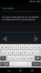 Sony Xperia E4g (E2003) - Applicaties - Account aanmaken - Stap 6