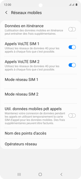 Samsung Galaxy A51 - Premiers pas - Configurer l