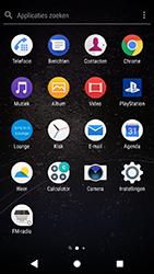 Sony Xperia XA2 - Voicemail - handmatig instellen - Stap 4