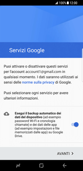 Samsung Galaxy S8 - E-mail - 032a. Email wizard - Gmail - Fase 14