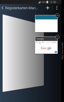 Samsung Galaxy Note Edge - Internet und Datenroaming - Verwenden des Internets - Schritt 13