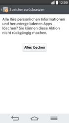 LG G2 mini - Fehlerbehebung - Handy zurücksetzen - 10 / 12