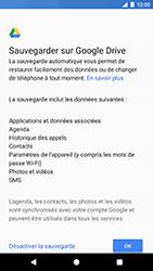 Google Pixel XL - Applications - Créer un compte - Étape 17