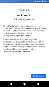 Sony Xperia XZ2 Premium - E-Mail - Konto einrichten (gmail) - Schritt 11