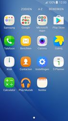 Samsung Galaxy J5 (2016) (J510) - Internet - Hoe te internetten - Stap 3