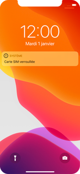 Apple iPhone X - iOS 13 - MMS - Configuration manuelle - Étape 13