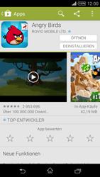 Sony Xperia T3 - Apps - Herunterladen - 1 / 1