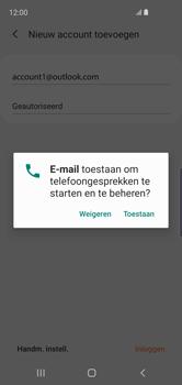 Samsung Galaxy S10e - e-mail - handmatig instellen - stap 10