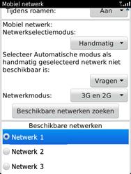 BlackBerry 9810 Torch - Buitenland - Bellen, sms en internet - Stap 9