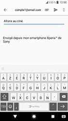 Sony Xperia XA2 - E-mails - Envoyer un e-mail - Étape 8