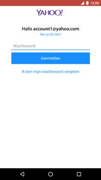 Huawei Nexus 6P - Android Oreo - E-mail - e-mail instellen (yahoo) - Stap 9