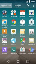 LG H320 Leon 3G - E-mail - envoyer un e-mail - Étape 2