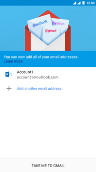 OnePlus 3 - Android Oreo - E-mail - Manual configuration (outlook) - Step 12