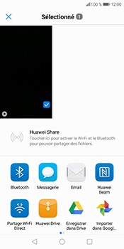 Huawei P Smart - Photos, vidéos, musique - Créer une vidéo - Étape 18