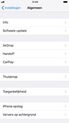 Apple iPhone 6 - iOS 11 - apps - apps afsluiten - stap 6