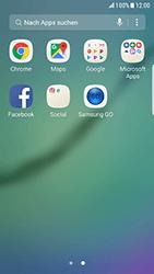 Samsung Galaxy S6 Edge (G925F) - Android Nougat - E-Mail - Konto einrichten (gmail) - Schritt 3