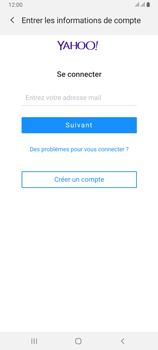 Samsung Galaxy A80 - E-mails - Ajouter ou modifier votre compte Yahoo - Étape 7