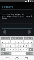 LG G3 - Applicazioni - Configurazione del negozio applicazioni - Fase 6