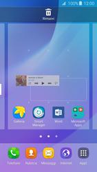 Samsung Samsung Galaxy J3 2016 - Operazioni iniziali - Installazione di widget e applicazioni nella schermata iniziale - Fase 7