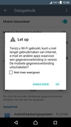 Sony Xperia XZ (F8331) - internet - data uitzetten - stap 6
