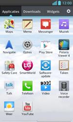 LG E460 Optimus L5 II - bluetooth - aanzetten - stap 3