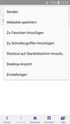 Samsung Galaxy S6 Edge - Internet und Datenroaming - Verwenden des Internets - Schritt 7