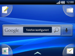 Sony Ericsson Xperia X10 Mini Pro - MMS - Automatische Konfiguration - Schritt 7