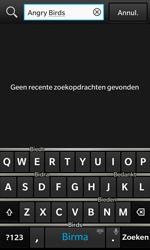 BlackBerry Z10 - Applicaties - Account aanmaken - Stap 5