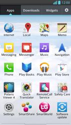LG P875 Optimus F5 - SMS - Manual configuration - Step 3