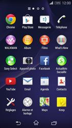 Sony Xperia E3 - E-mail - envoyer un e-mail - Étape 2