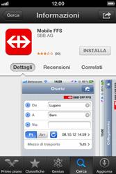 Apple iPhone 3GS - Applicazioni - Installazione delle applicazioni - Fase 12