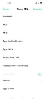 Oppo A72 - Premiers pas - Configurer l