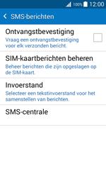 Samsung Galaxy J1 - sms - handmatig instellen - stap 7
