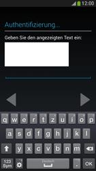 Samsung Galaxy S 4 Mini LTE - Apps - Einrichten des App Stores - Schritt 20