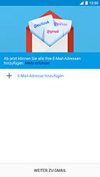 Nokia 8 - E-Mail - Manuelle Konfiguration - Schritt 5