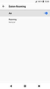 Sony Xperia XZ2 Premium - Ausland - Auslandskosten vermeiden - Schritt 11