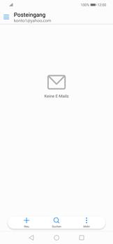 Huawei Mate 20 Lite - E-Mail - Konto einrichten (yahoo) - Schritt 3
