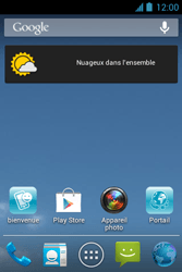 Bouygues Telecom Bs 351 - Applications - Personnaliser l
